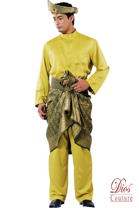 Traditional Malaysian Clothing