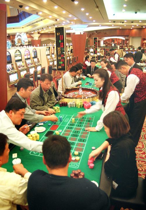 Gambling korea 2000 american casino guide
