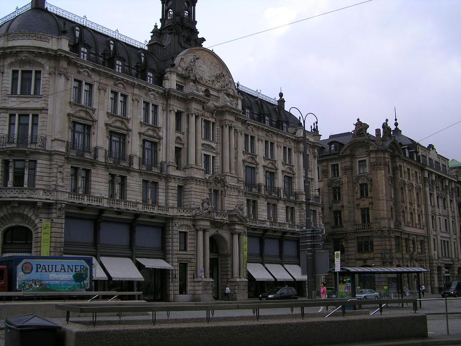 뮌헨의건물
