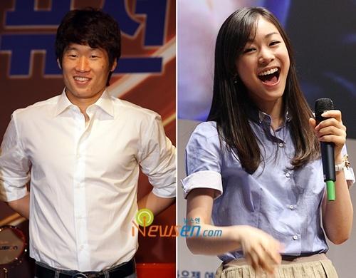 박지성 김연아
