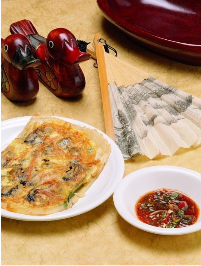 Korean food university english the blog for esl students and jab chae which is made from dang myonnoodles we usually eat this food in a party or on a festive day the jeonkorean pancakes is eaten on festive forumfinder Images
