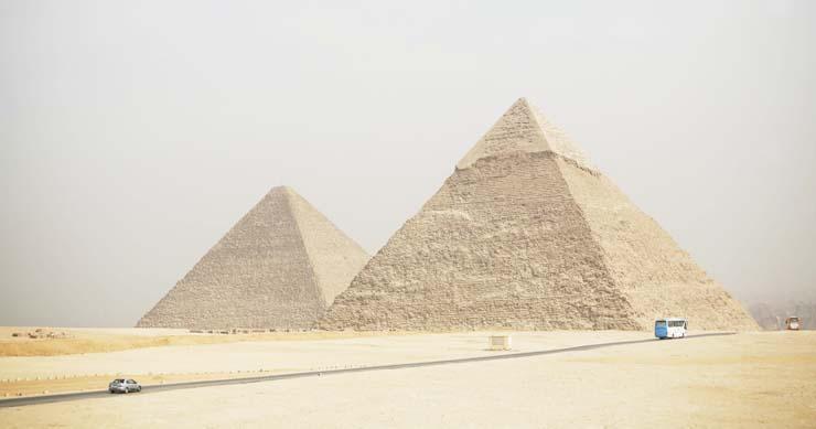 Giza Pyramid(1)