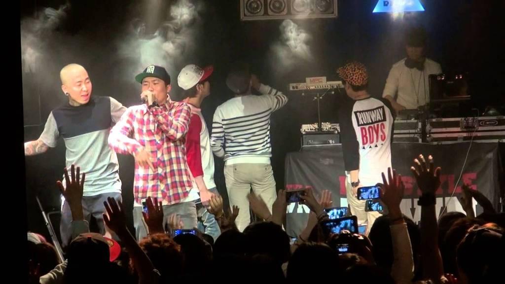 Rapping & DJing