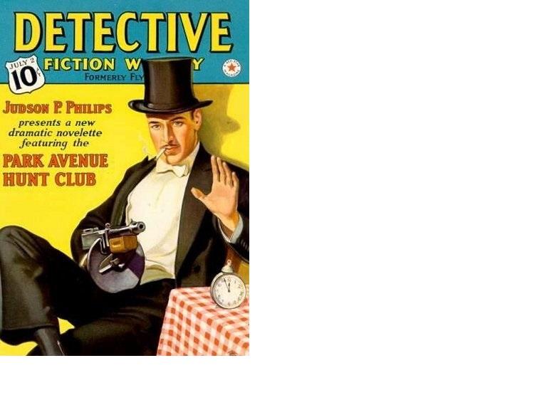 Famous Authors' Detective Club