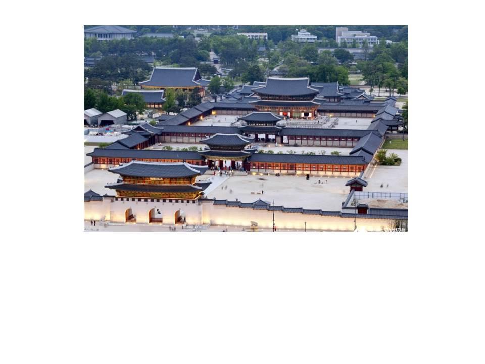 경복궁(Kyeongbokgung Palace)
