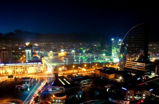 City-Ulaanbaatar