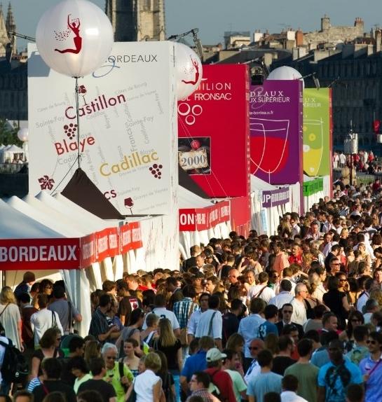 보르도 와인 축제